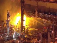 USA – Firefighters Respond To Refinery Fire; No Injuries Reported