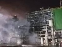 Malaysia – Fire & Explosion At Petronas Oil Refining Complex – Five Dead