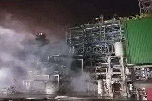 Five Dead In Fire At Petronas Aramco Refining Complex In Malaysia