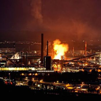 Sweden – Fire Breaks Out At Borealis Chemical Plant