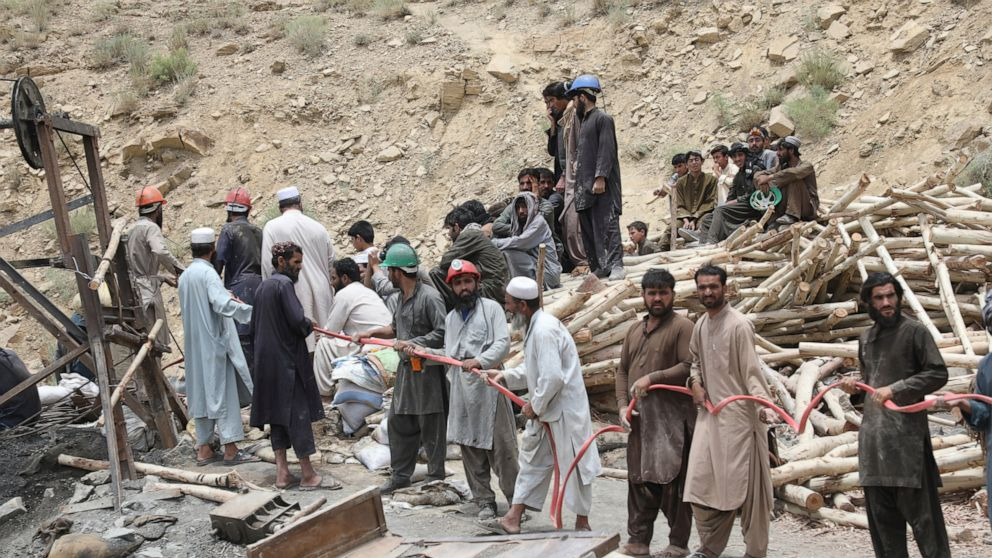 Pakistan – Two Separate Coal Mine Incidents Kill 13