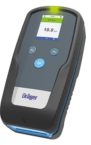 More Safety Thanks To High Selectivity – Dräger X-act ® 7000